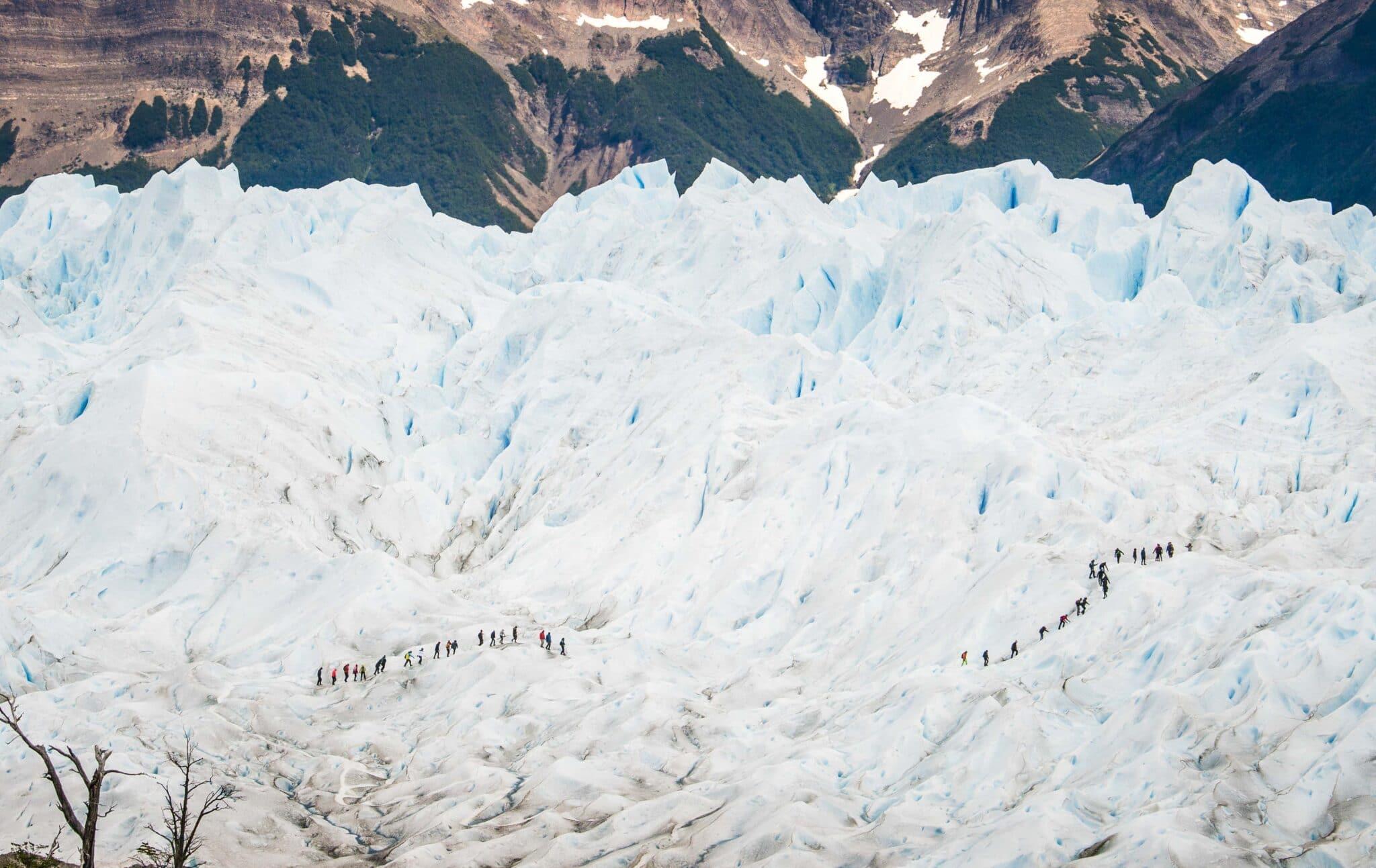 23 National Park Ice Trekking