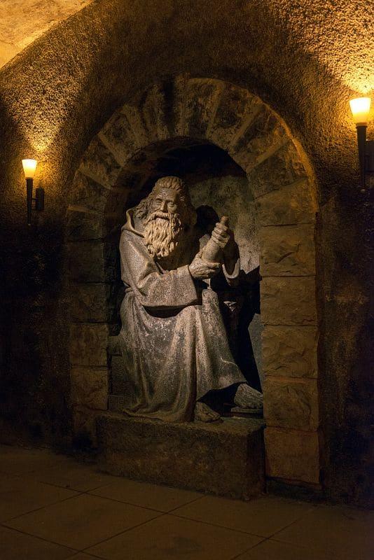 Cave à vins Patriarche Beaune
