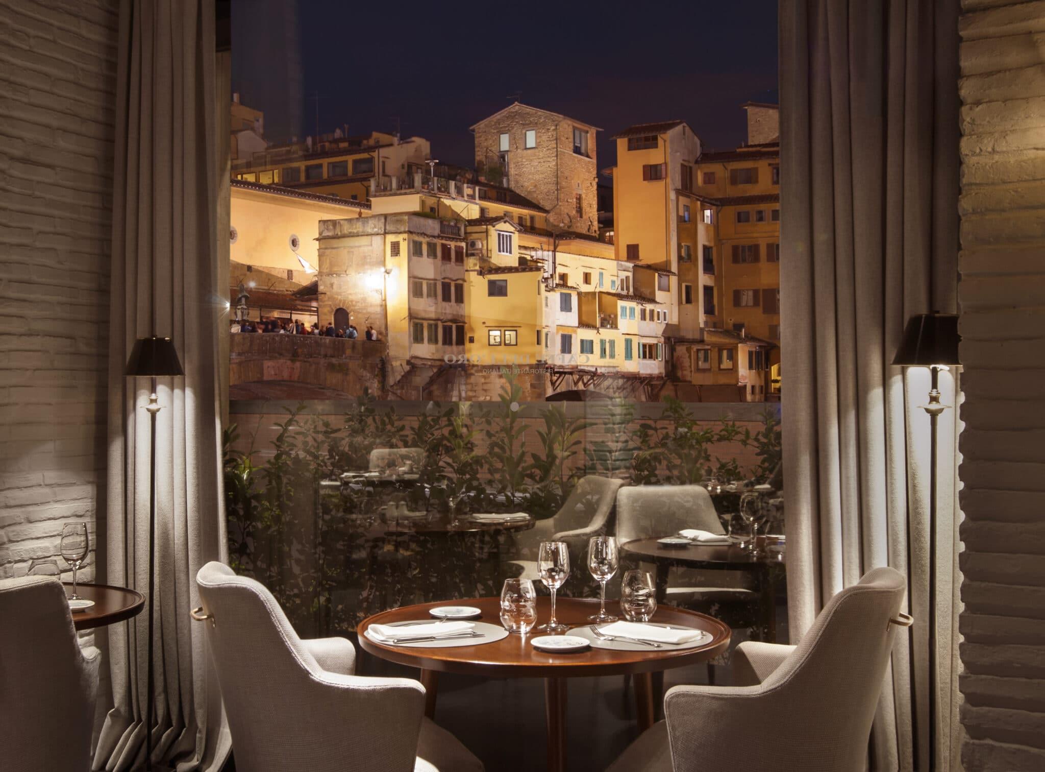 carrousel 3 CAFFE DELL ORO 02 hotel Portrait Firenze
