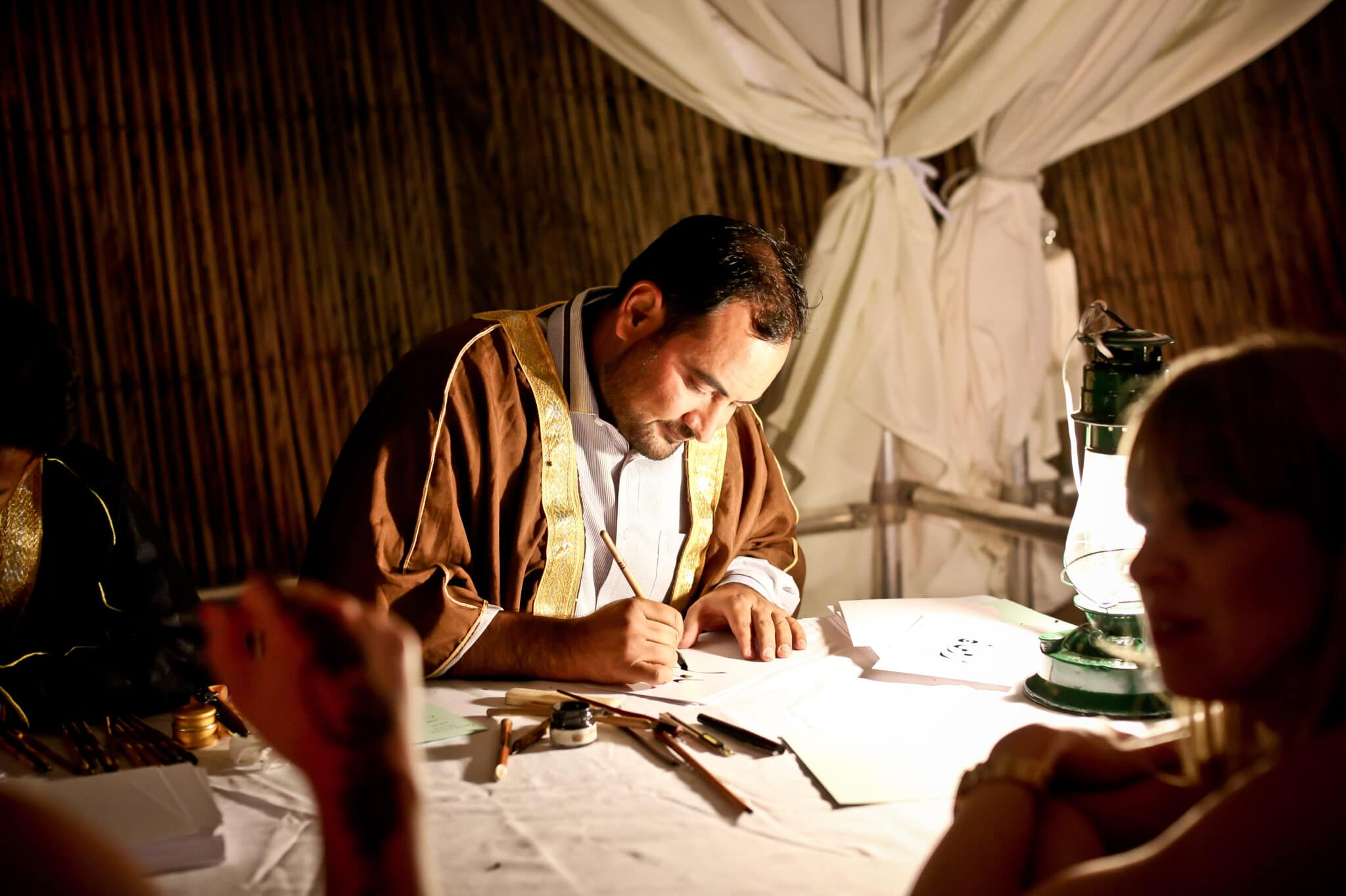Carrousel 3 Calligrapher