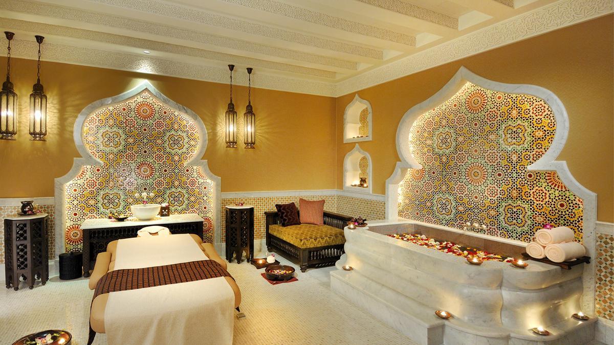 Carrousel 7 bis Abu Dhabi - Emirates Palace - Spa