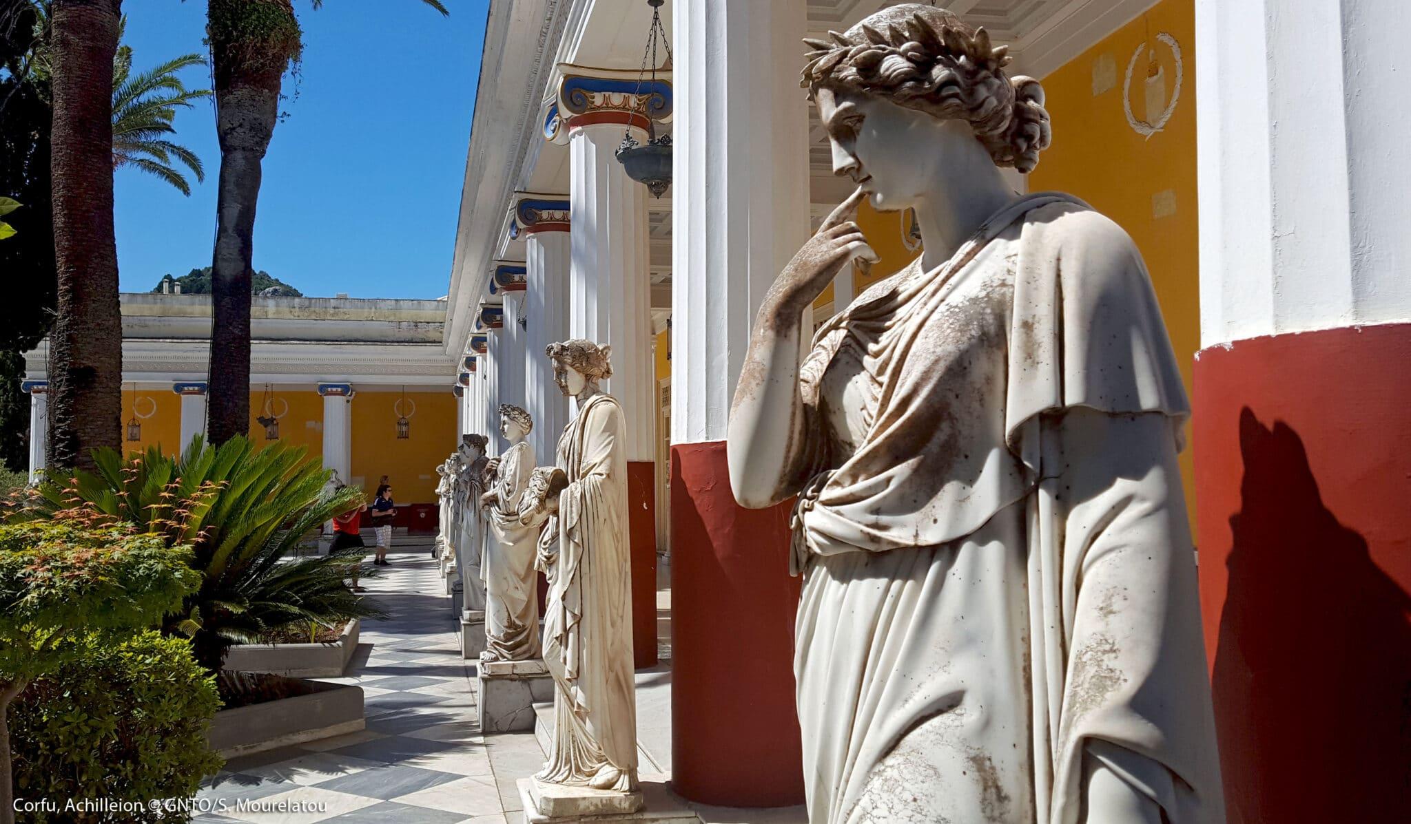 Carrousel 7 Corfu_Achilleion_114152_photo S Mourelatou