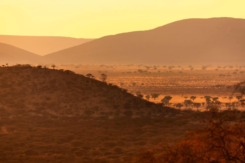NAMIBIE landscape