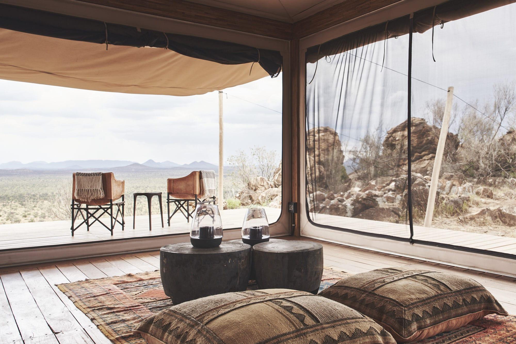 NAMIBIE Lodge Namibie _room