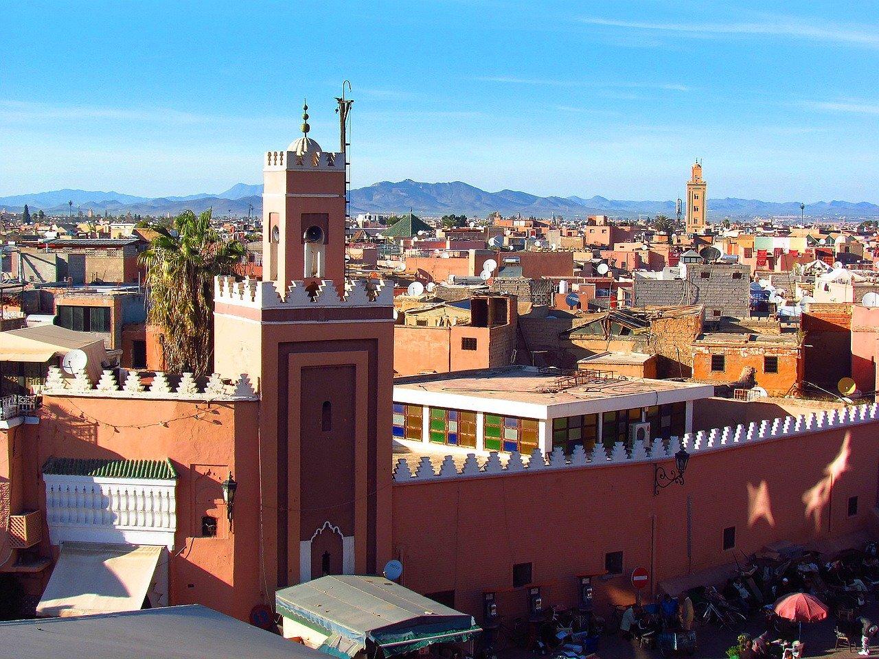 carrousel 3 marrakech-2301133_1280
